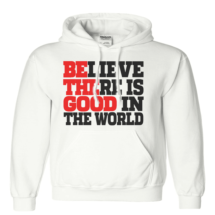 Sweatshirt - BE THE GOOD HOODED SWEATSHIRT/T-HOODIE