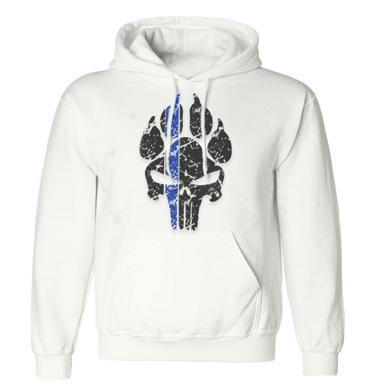 Sweatshirt - K9 PUNISHER POLICE SWEATSHIRT