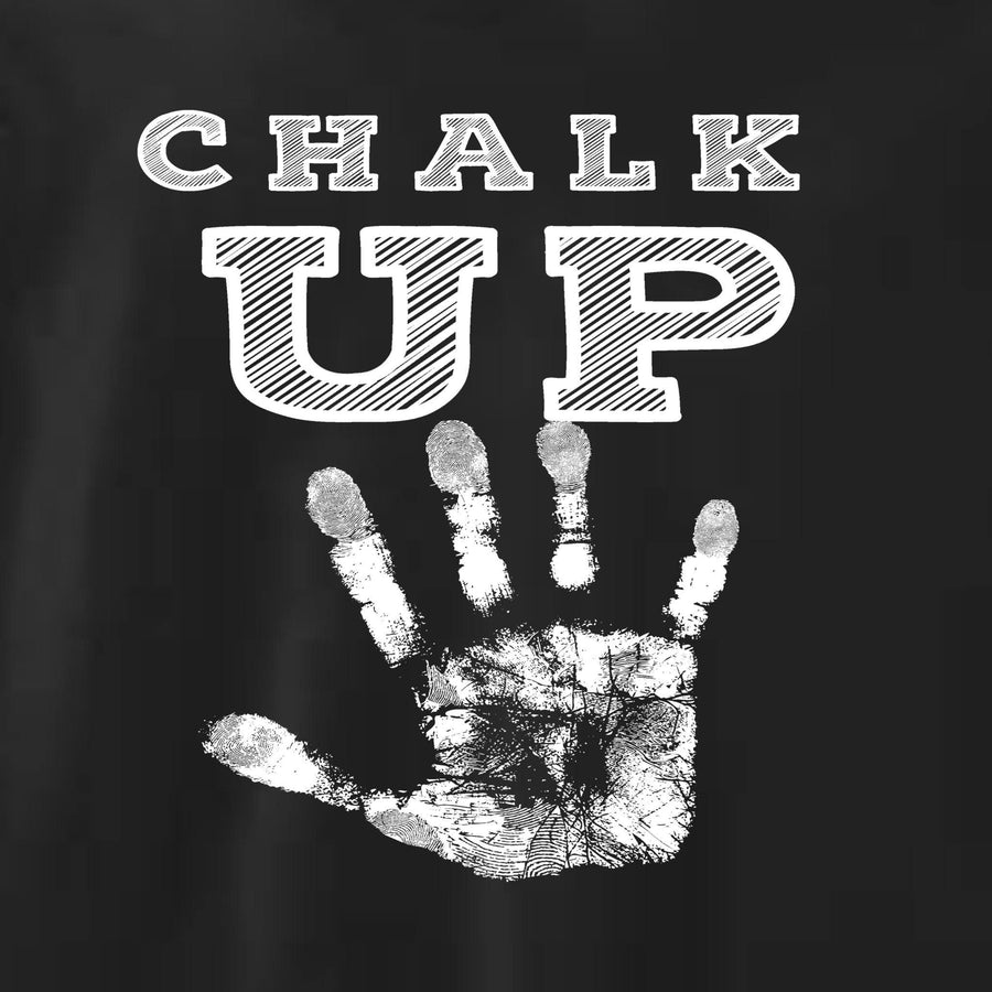 Tshirts - CHALK UP WEIGHTLIFTING T-SHIRT