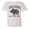 Tshirts - CHUBBY UNICORNS NEED LOVE TOO T-SHIRT
