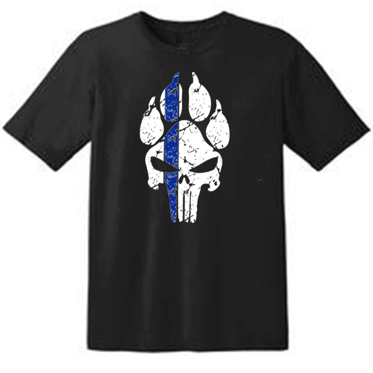 Tshirts - K9 PUNISHER T-SHIRT