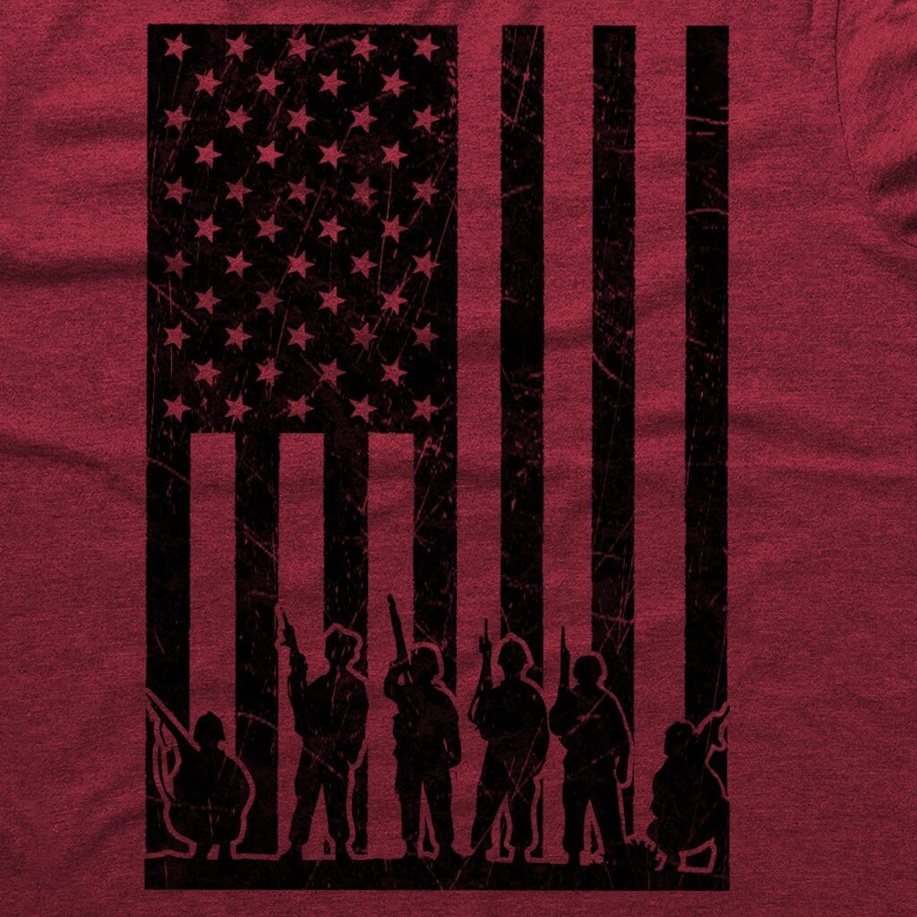 Tshirts - REMEMBER EVERYONE DEPLOYED T-SHIRT