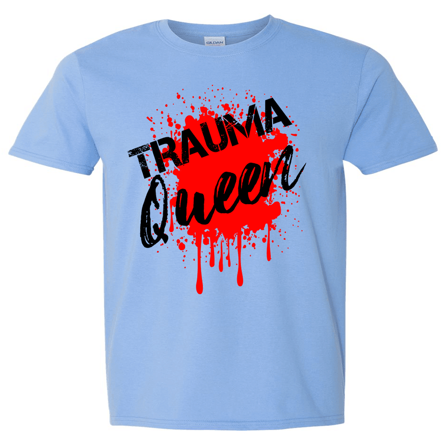 Tshirts - TRAUMA QUEEN T-SHIRT