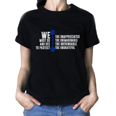 Tshirts - WE THE UNAPPRECIATED T-SHIRT