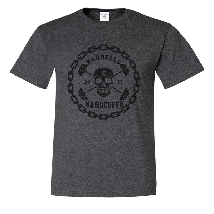 Workout Design - B&H LOGO TONAL DISTRESSED STYLE SHIRT