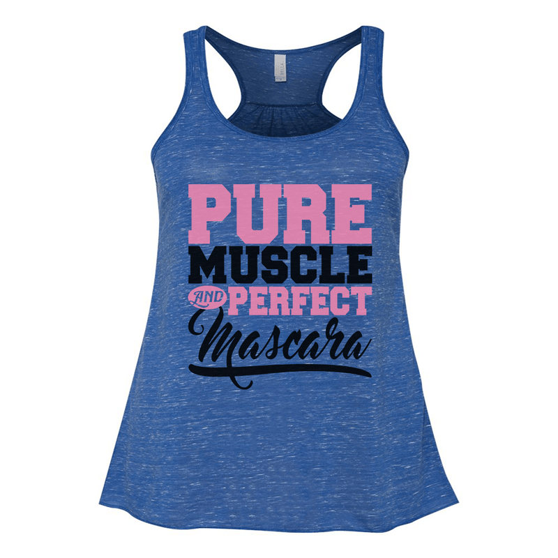 Workout Design - PURE MUSCLE FITNESS SHIRT