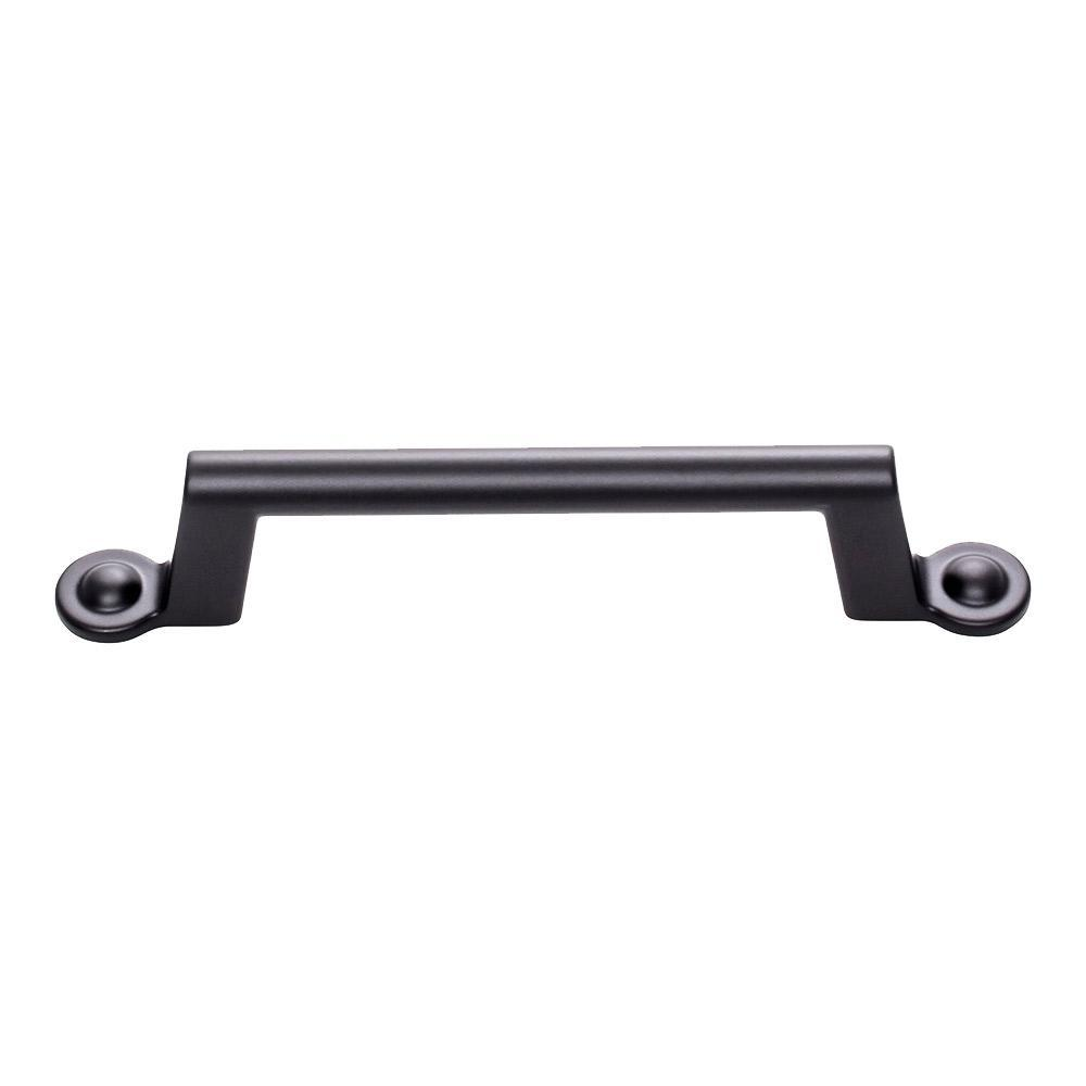 Atlas Homewares Bradbury Cabinet Pull Matte Black , 5-5/8 in