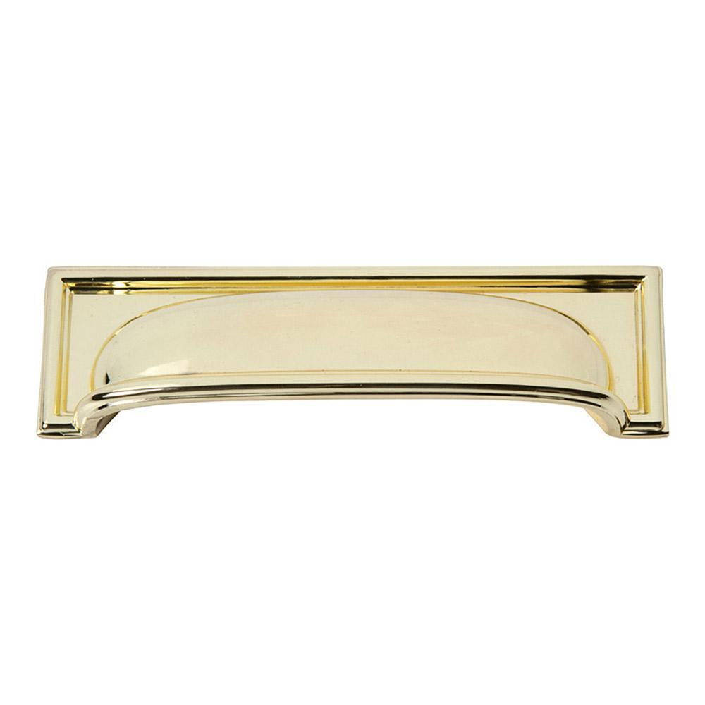 Atlas Homewares Campaign Rope Cup Cabinet Pull | Strictly Hardware