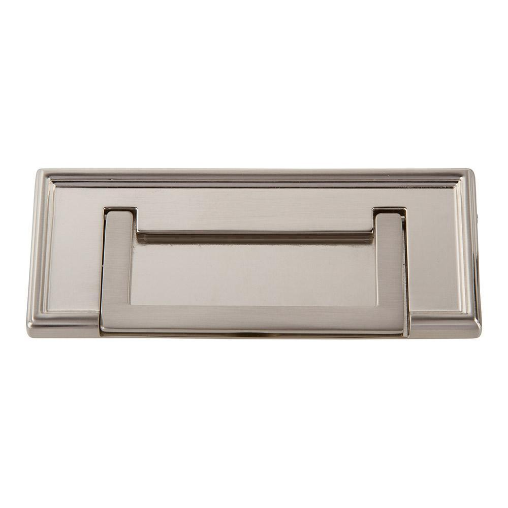 Atlas Homewares Campaign Rope Drop Cabinet Pull with Backplate ...