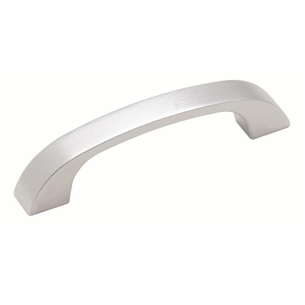 Amerock Allison Value Contemporary Brushed Chrome Cabinet Pull - Brushed Chrome - BP3053526D