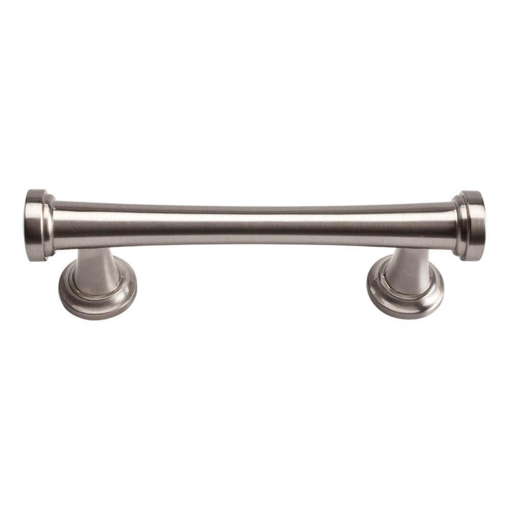 Atlas Homewares Browning Bar Pull Cabinet Pull Brushed Nickel / 4-4/7 in