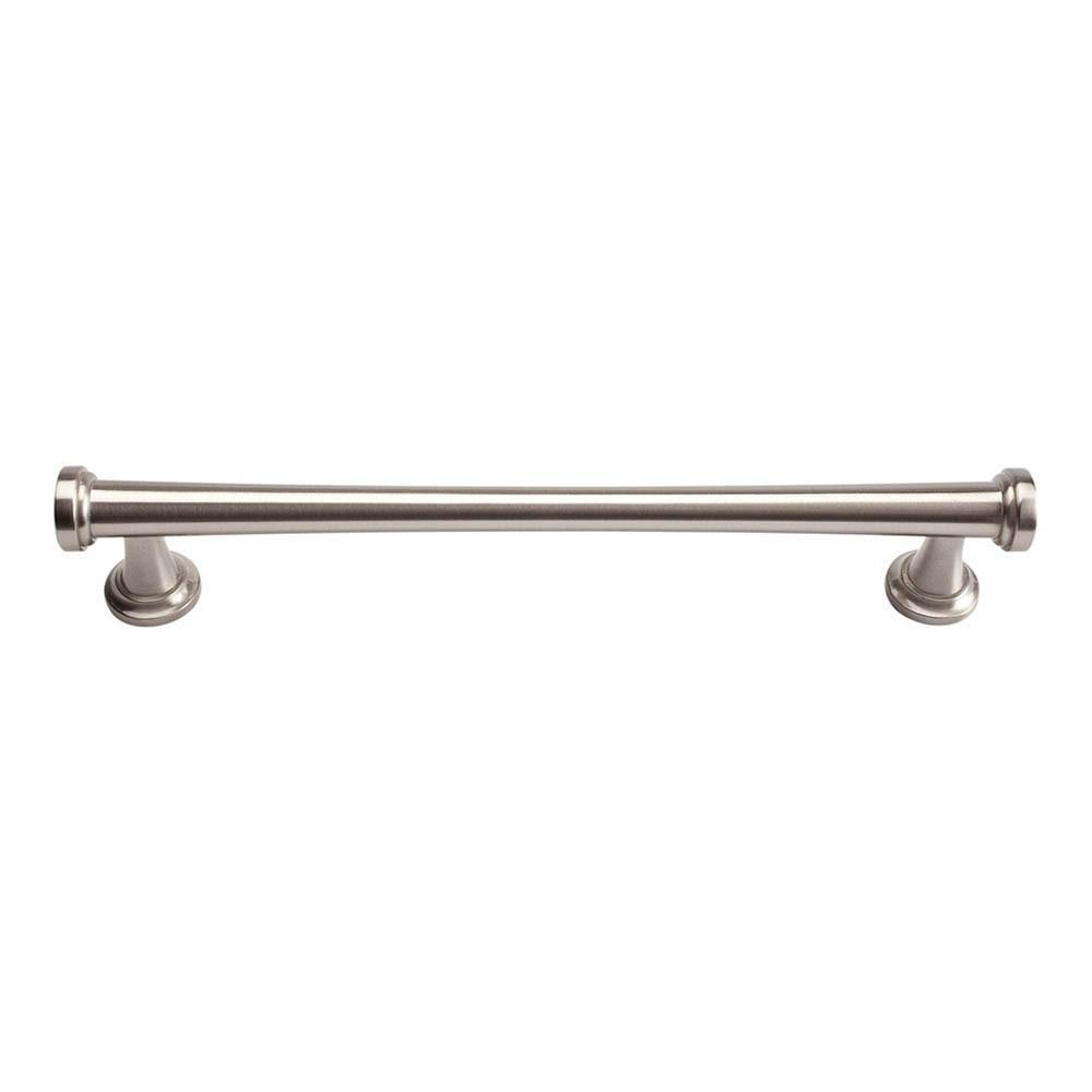 atlas homewares browning bar pull cabinet pull brushed nickel 725 in