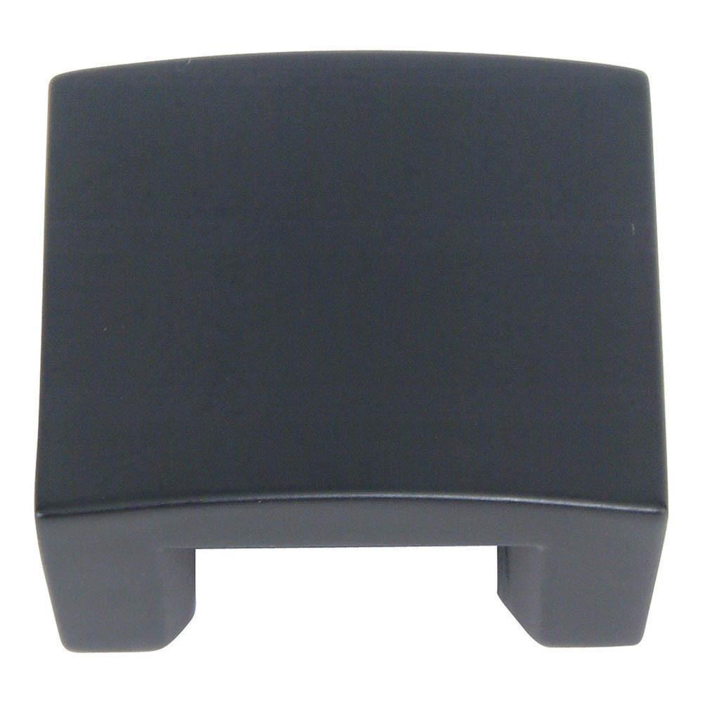 Atlas Homewares Centinel Modern Knob Cabinet Knob Black / 1-3/4 in