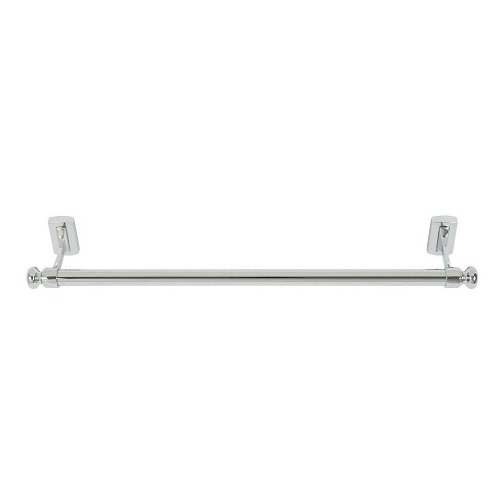 Atlas Homewares Legacy Collection Towel Bar Bath Hardware Polished Chrome /  26 1/4