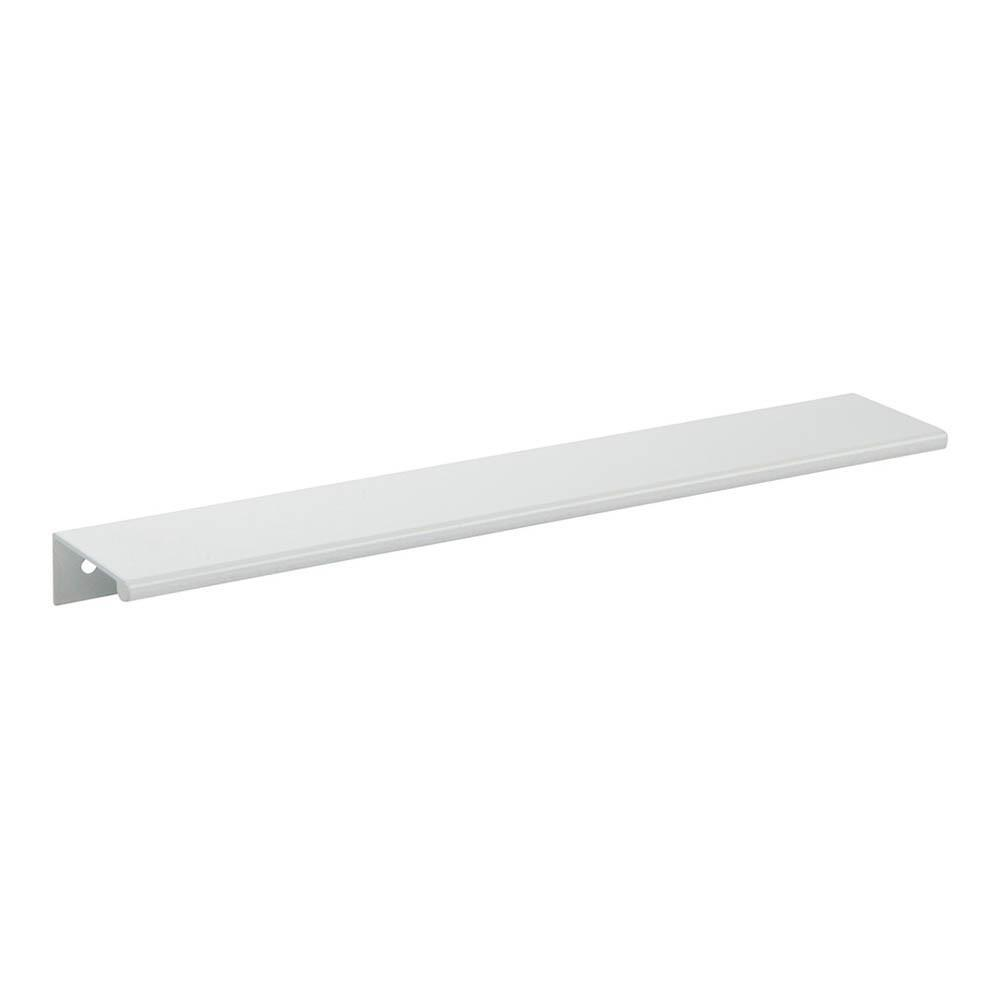 atlas homewares successi tab pull cabinet pull glossy white 935 in