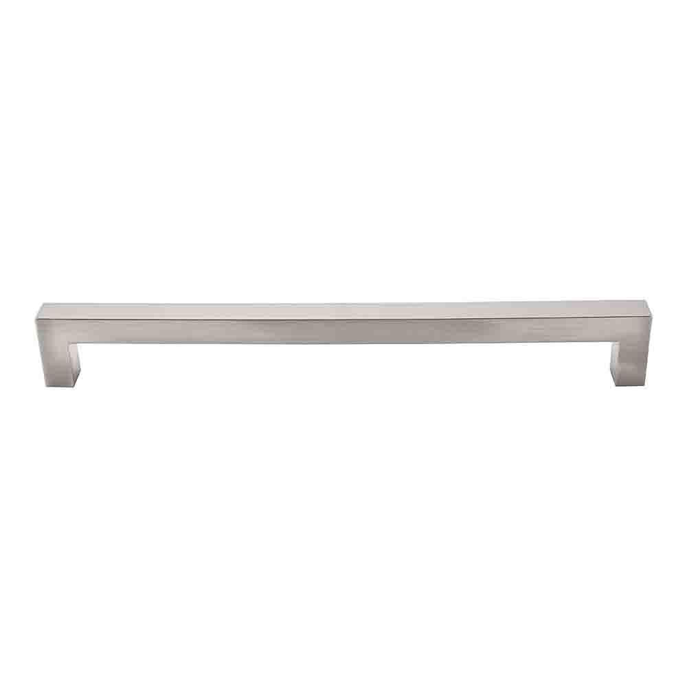 Top Knobs Appliance Square Appliance Pull Appliance Pull Brushed Satin Nickel / 12-5/8 in