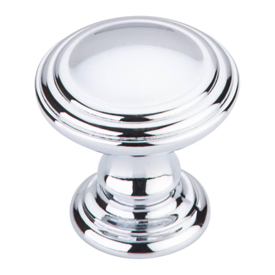 Top Knobs Chareau Reeded Knob