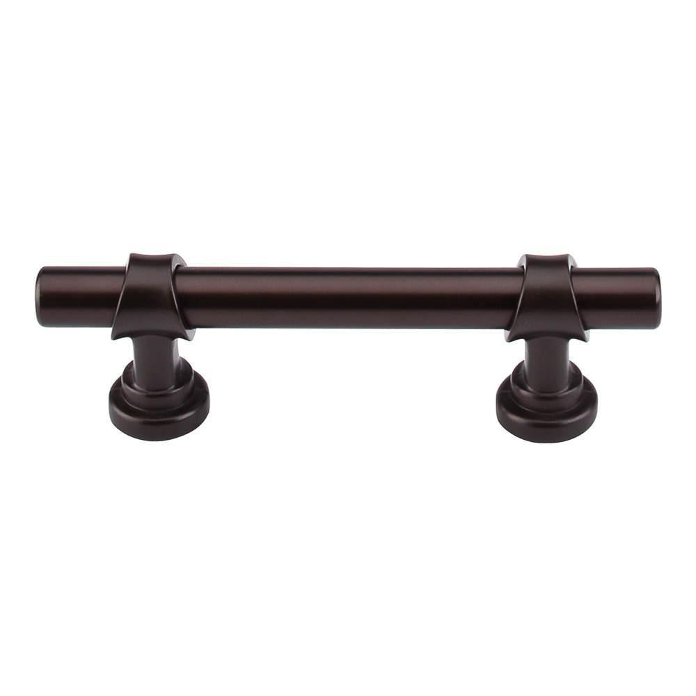 Top Knobs Dakota Bit Pull Cabinet Pull Oil Rubbed Bronze / 4 3/4