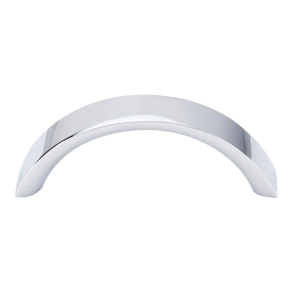 nouveau crescent modern pull by top knobs