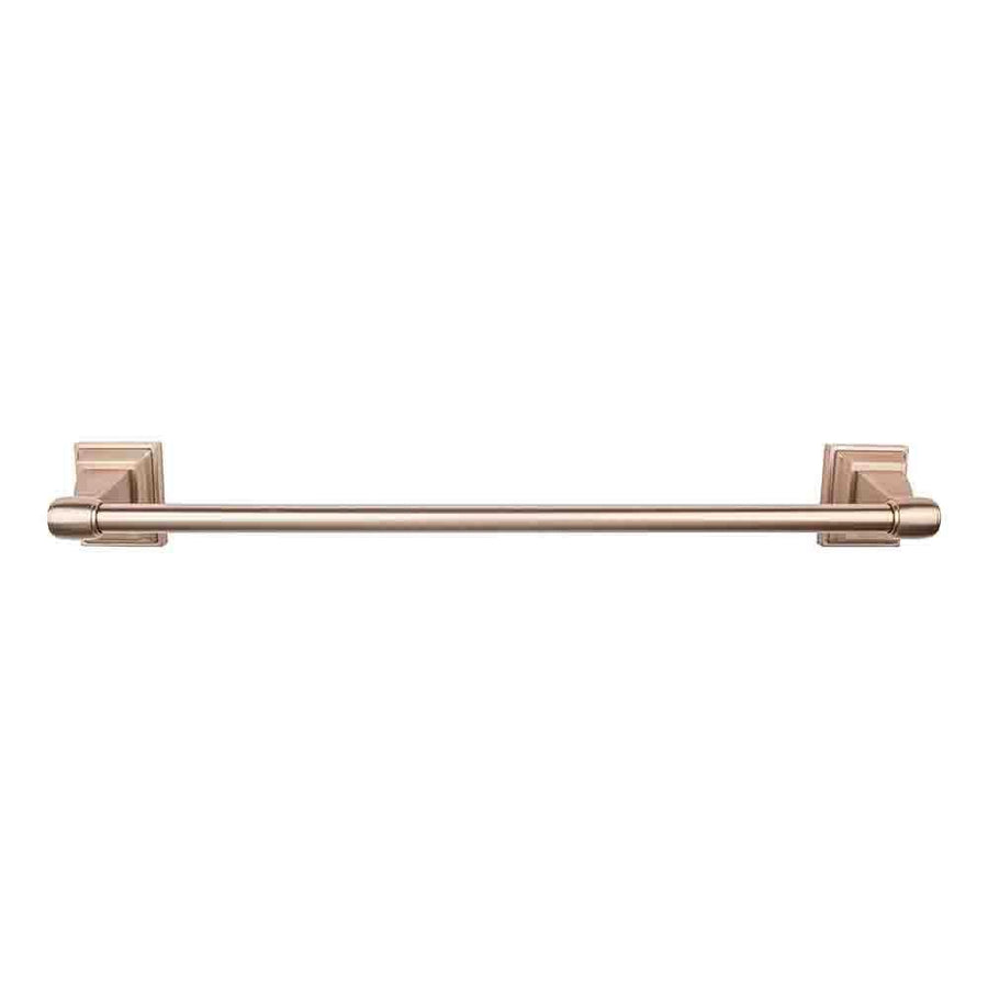 Top Knobs Stratton Bath Single Towel Bar
