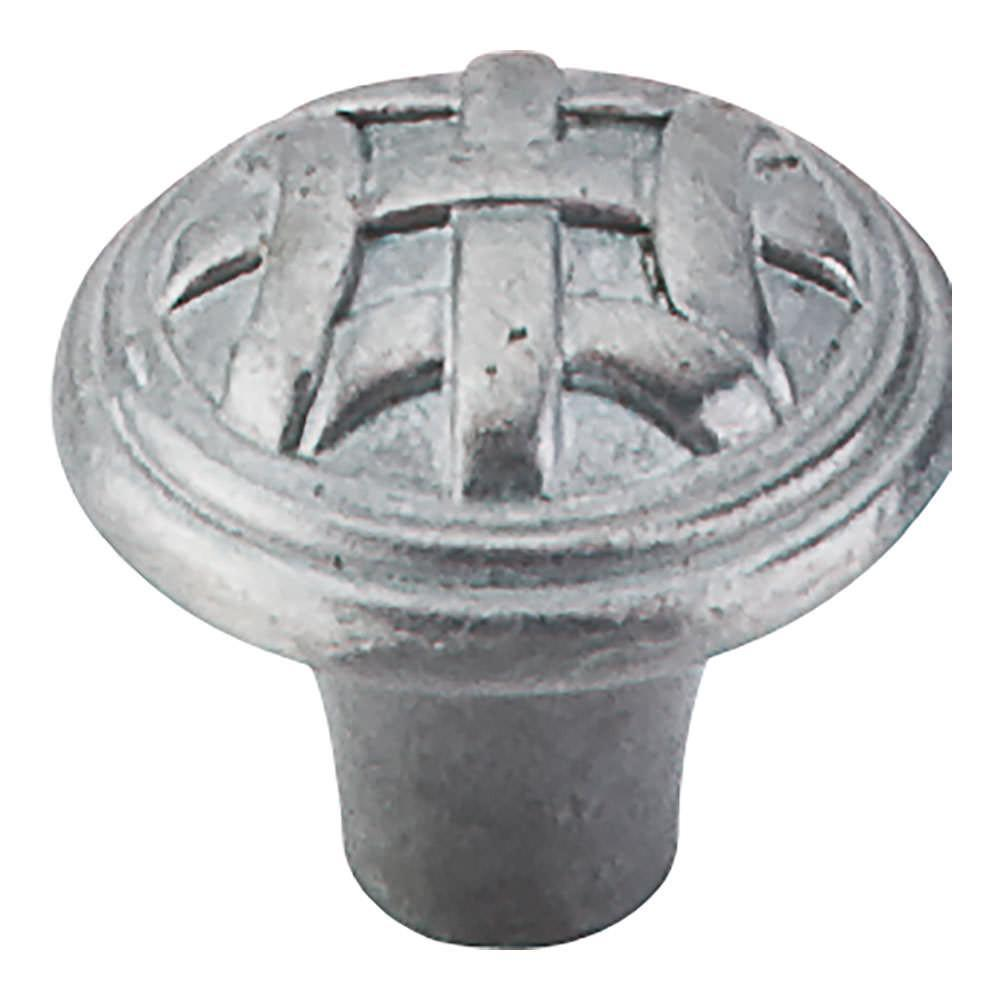 Top Knobs Tuscany Celtic Knob Cabinet Knob Pewter / 1 In