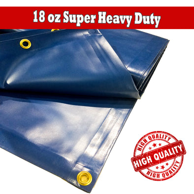 High quality super heavy duty Vinyl tarp