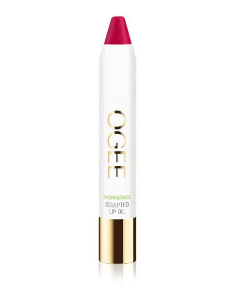 Tinted Sculpted Lip Oil- Azalea