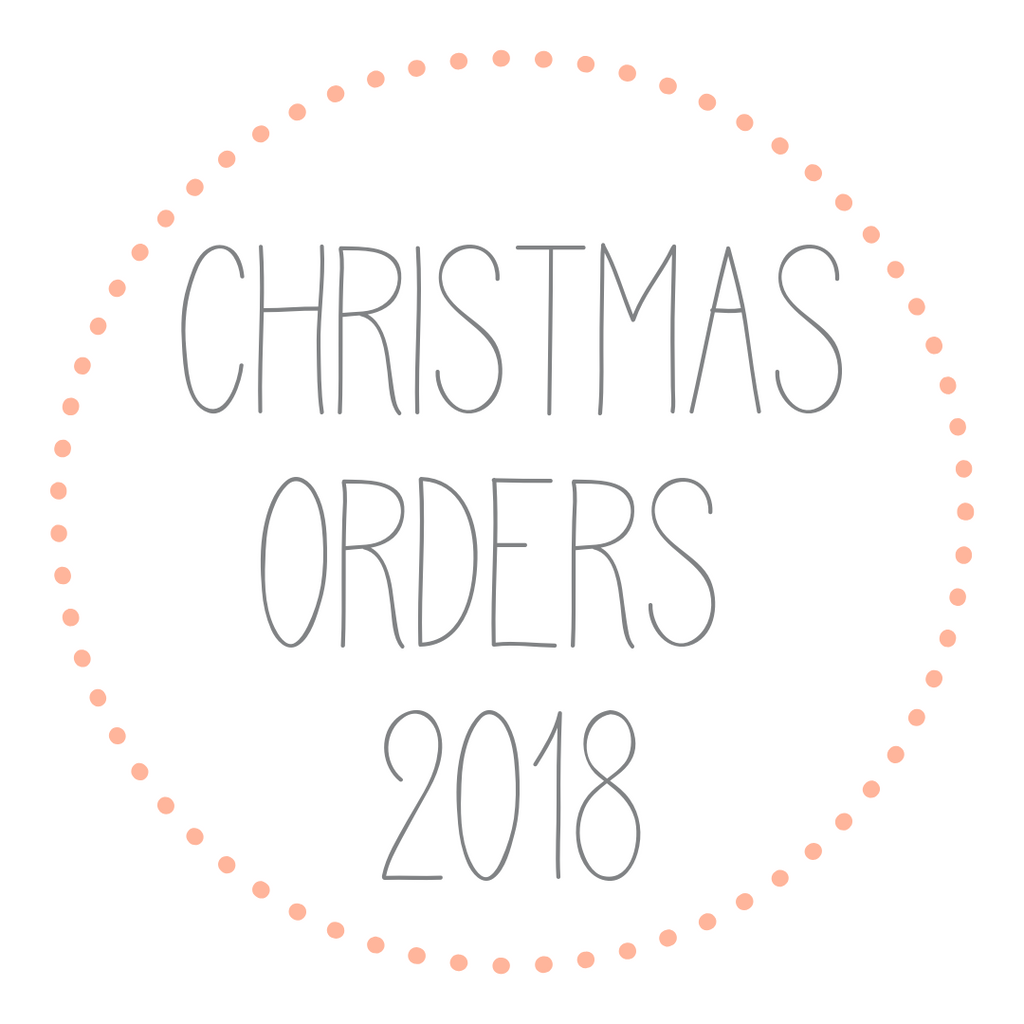 Last order dates for Christmas 2018 delivery