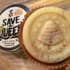 Save the Queen Lotion Bar