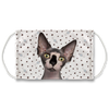 Sphynx Cat Mice Sublimation Face Mask