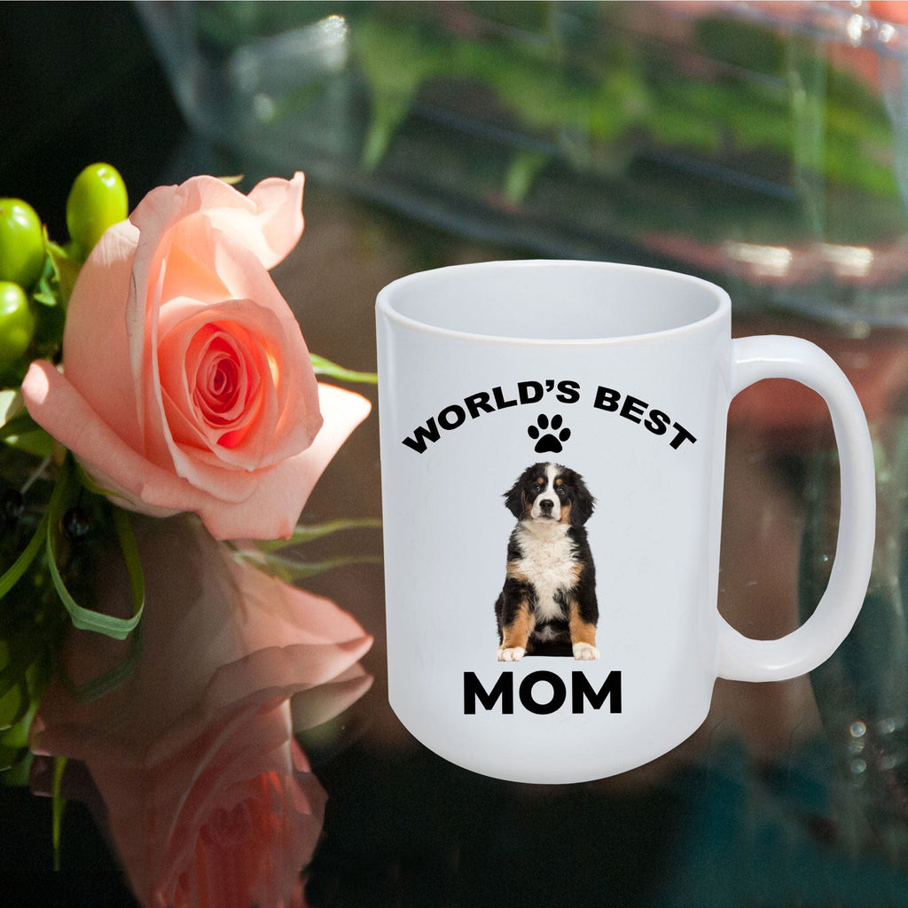 Bernese Mountain Dog Best Mom Coffee Mug