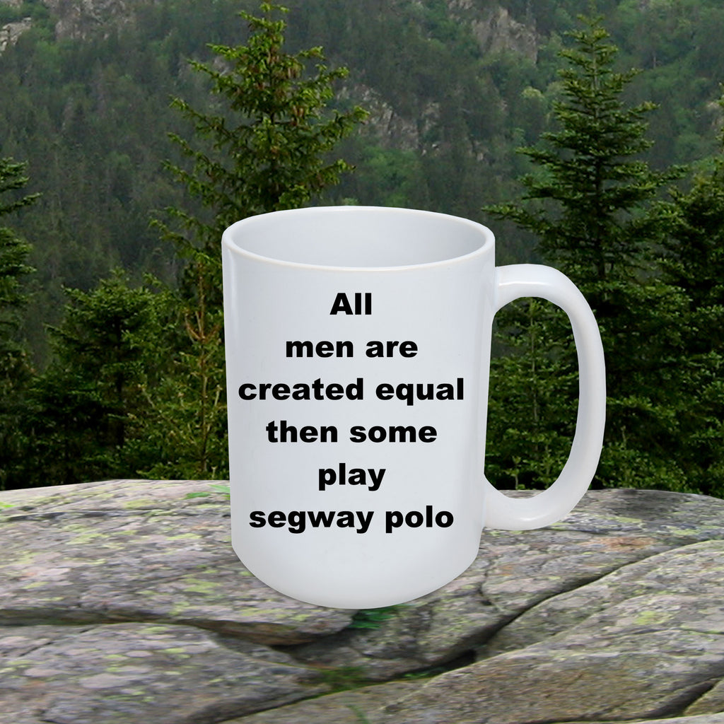 Segway Polo Coffee Mug
