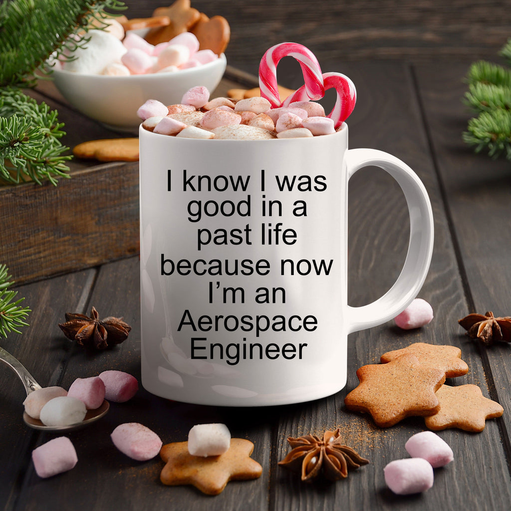 Aerospace Engineer Funny Coffee Mug