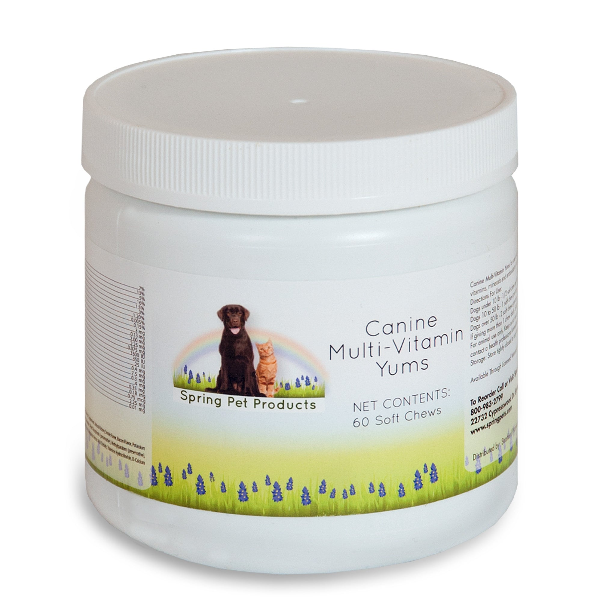 Canine Multi Vitamin Yums