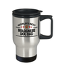 Bolognese Dog Dad Travel Coffee Mug