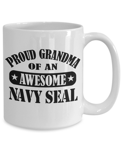 Navy Seal Grandma Coffee Mug