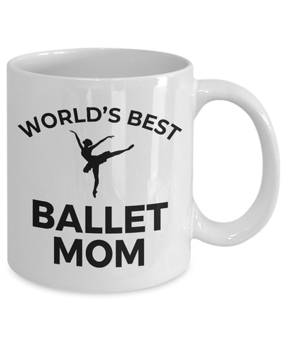 Ballet  Mom Coffee Mug