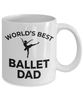 Ballet  Dad  Coffee Mug