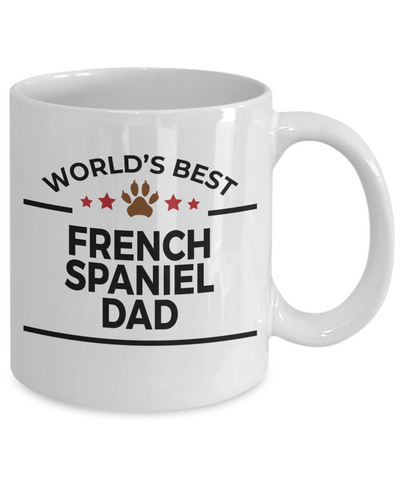 French Spaniel Dog Dad Coffee Mug