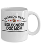 Bolognese Dog Mom Coffee Mug