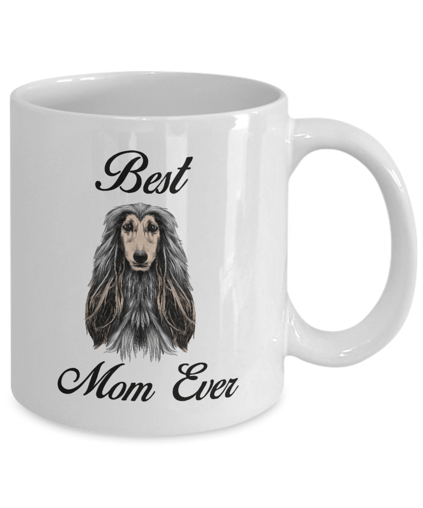 Best Afghan Hound Mom Ever Coffee Mug