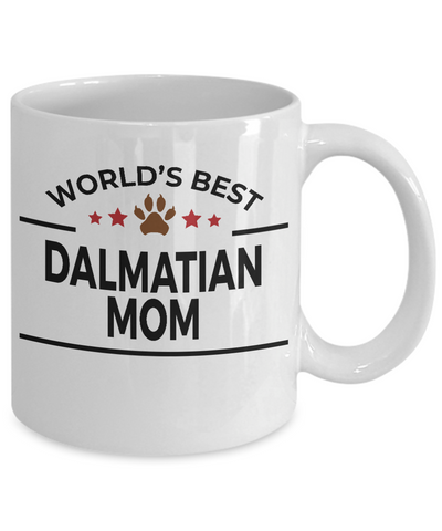 Dalmatian Dog Mom Coffee Mug