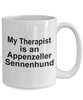 Appenzeller Sennenhund Dog Therapist Coffee Mug
