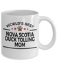 Nova Scotia Duck Tolling Dog Mom Coffee Mug