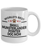 Small Munsterlander Pointer Dog Mom Mug