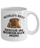 Dogue de Bordeaux Puppy Dog Mom Coffee Mug