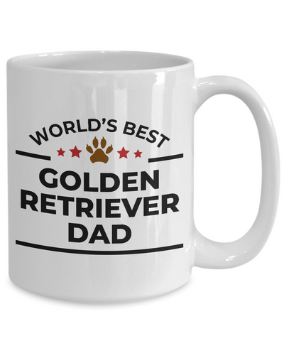 Golden Retriever Dad Mug