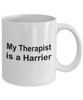 Harrier Dog Therapist Coffee Mug