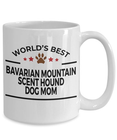 Bavarian Mountain Scent Hound Dog Mom Coffee Mug