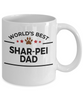 Shar-Pei Dog Dad Coffee Mug